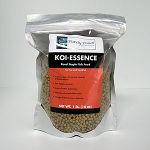 Koi Essence Fish Food  oz